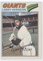 Larry Herndon [GoodtoVG‑EX]