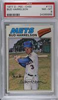 Bud Harrelson [PSA8NM‑MT]