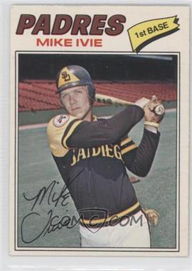 1977 O-Pee-Chee - [Base] #241 - Mike Ivie