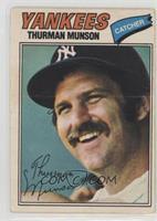 Thurman Munson [Poor]