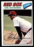 Carl Yastrzemski [EX]
