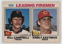 Rawly Eastwick, Bill Campbell