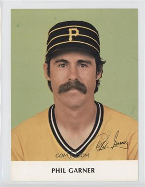 1977 Pittsburgh Pirates Team Issue Base Phga Phil Garner