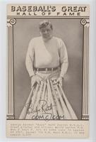 Babe Ruth (With Bats) [GoodtoVG‑EX]