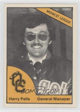 1977 TCMA Minor League - [Base] #0192 - Harry Pells