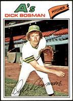 Dick Bosman [EX]