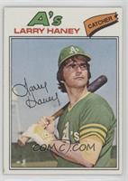 Larry Haney [Good to VG‑EX]
