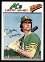 Larry Haney [EXMT]