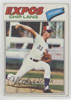 Chip Lang [GoodtoVG‑EX]