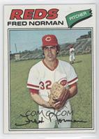 Fred Norman
