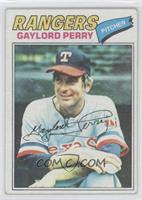 Gaylord Perry [GoodtoVG‑EX]