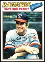 Gaylord Perry [VG EX]