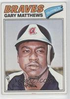 Gary Matthews [Good to VG‑EX]