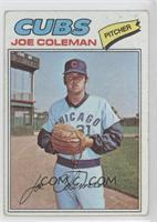 Joe Coleman [Poor to Fair]