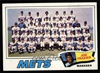 New York Mets Team, Joe Frazier [NM]