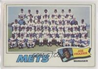 New York Mets Team, Joe Frazier