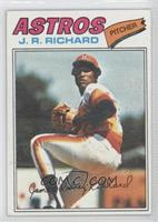 J.R. Richard [Good to VG‑EX]
