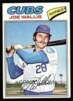 Joe Wallis [EX]