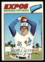 Woodie Fryman [EX]