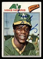 Mike Norris [Altered]