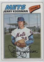 Jerry Koosman [Good to VG‑EX]