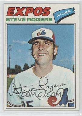 1977 Topps - [Base] #316 - Steve Rogers