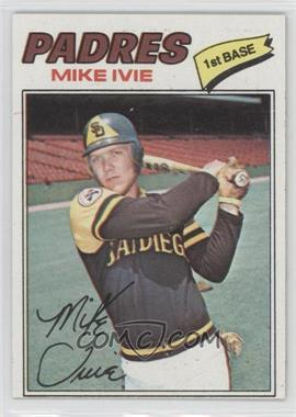 1977 Topps - [Base] #325 - Mike Ivie