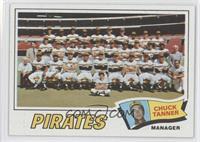 Pittsburgh Pirates Team, Chuck Tanner
