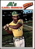 Claudell Washington [EXMT]