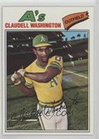 Claudell Washington