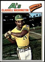 Claudell Washington [EX]