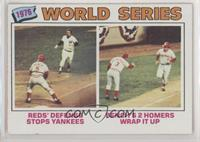 1976 World Series (Johnny Bench)