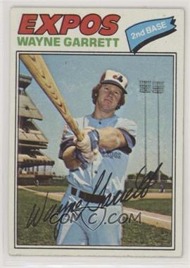 1977 Topps - [Base] #417 - Wayne Garrett