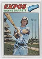 Wayne Garrett [GoodtoVG‑EX]