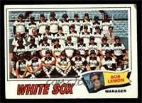 Chicago White Sox Team (Bob Lemon) [FAIR]