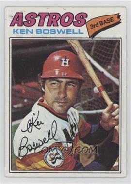 1977 Topps - [Base] #429 - Ken Boswell