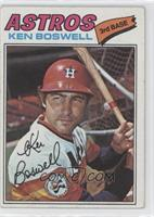 Ken Boswell [Noted]
