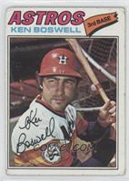 Ken Boswell [Good to VG‑EX]