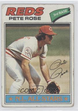 1977 Topps - [Base] #450 - Pete Rose