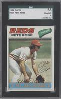 Pete Rose [SGC 88 NM/MT 8]
