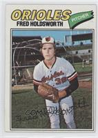 Fred Holdsworth