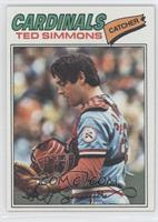 Ted Simmons