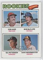 Don Aase, Gil Patterson, Dave Wehrmeister, Bob McClure [Good to VG&#8…