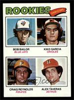 Kiko Garcia, Craig Reynolds, Alex Taveras, Bob Bailor [EXMT]