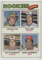Scott McGregor, Chris Batton, Rick Camp, Manny Sarmiento [PoortoFai…