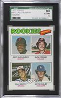 Rookies (Gary Alexander, Rick Cerone, Dale Murphy, Kevin Pasley) [SGC80]
