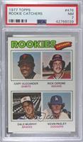 Rookies (Gary Alexander, Rick Cerone, Dale Murphy, Kevin Pasley) [PSA7&nb…
