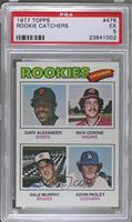 Rookies (Gary Alexander, Rick Cerone, Dale Murphy, Kevin Pasley) [PSA5]