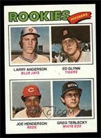 Larry Anderson, Ed Glynn, Joe Henderson, Greg Terlecky [NM]