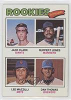 Jack Clark, Ruppert Jones, Dan Thomas, Lee Mazzilli [PoortoFair]